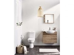 American Standard Heron Round Close Coupled S Trap Toilet Suite
