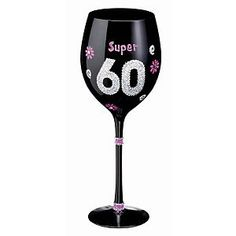 Grasslands Road Her Majesty 20Ounce Super 60 Crystal Embellished Black Wine Glass -- Visit the image link more details. Note:It is affiliate link to Amazon.