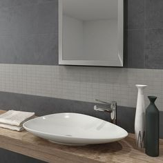 Simplicity and elegance: Trace porcelain tiles