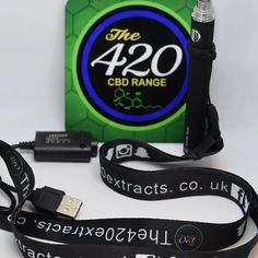 510 thread Vape Battery,Charger Free Lanyard | The420extracts