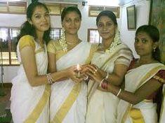 Image result for kerala saree