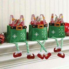 Golosineros navideños