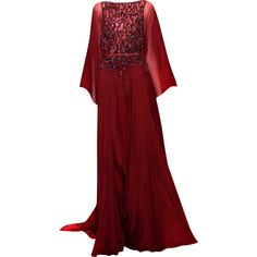 Tube Perruque ❤ liked on Polyvore featuring dresses, gowns, long dresses, 13. dresses., tube dress, elie saab gowns, red ball gown, red evening gowns and long red evening dress