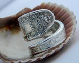 Antique spoon ring!