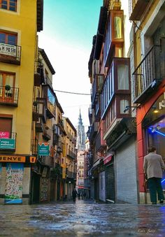 Calle Comercio, Toledo