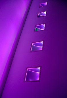 Neon hue. Xk
