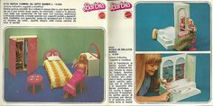Booklet Barbie 1977 Italy pagg 37-38