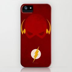 Flash iPhone Case by PANDREAA - $35.00