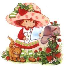 Ateliê Coloriz: Strawberry-shortcake collection pictures (Moranguinho) Strawberry Shortcake Cartoon, Vintage Strawberry Shortcake Dolls, Holly Hobbie, Old Cartoons, Vintage Cartoon, Vintage Toys, Paper Dolls, My Little Pony, Childhood Memories