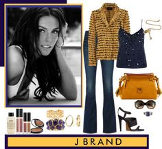 """""""J Brand """"Good Jeans"""" entry"""" by sherry7411 on Polyvore"""