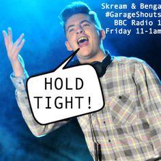 #Skream & #Plastician $GarageShouts ***COMMENT for a shout next week***