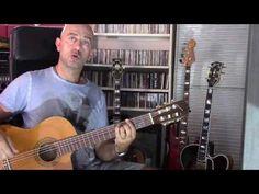 Lezion i di Chitarra jazz -All the things you are  - Armonizzazione parte 1
