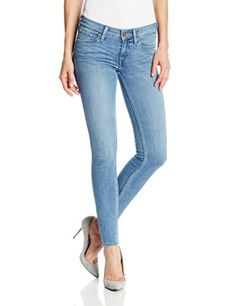 Levi's Junior's 535 Super Skinny Jean, Light Dusk, 29W x 28L - Brought to you by Avarsha.com