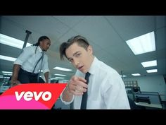 "Austin Mahone Throws an Office Party in ""Dirty Work"" Video - http://oceanup.com/2015/07/27/austin-mahone-throws-an-office-party-in-dirty-work-video/"