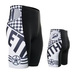 FIXGEAR Men's Cycling Paded Shorts, model no is ST-6. This Comfortable Cycling Pants with silicone Pad is manufactured by FG Creative located in South Korea.