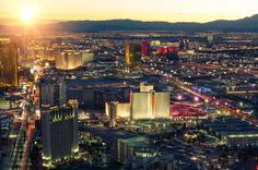 Лас-Вегас - оазис среди пустыни