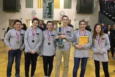 Chester, NJ – Team Entourage, a 7thgrade Destination Imagination team fromBlack River Middle Schoolin Chester, donated their firstSTEM 4 THEMmobile cart...