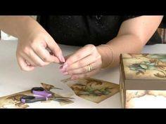 Mulher.com 11/06/2014 - Caixa Scrap 3D - Parte 1 - YouTube