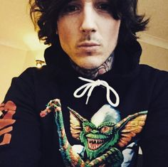 Oliver Sykes, thank you for living... wherever you are... i love you and you give me a reason to live through your life and music... and your gorgeous... just saying ~~lily tarantino