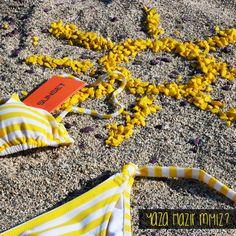 Güneşe eşlik edin 🌻  http://www.e-sunset.com  👈🏻 #sunset #bikini #mayo #içgiyim #9MayısDünyaGülümsemeGünü