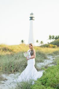 Eloped At Lighthouse Complex Bill Baggs State Park Key Biscayne Florida Photography