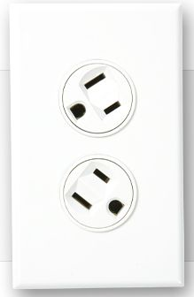Check out the 15 Amp Rotating Duplex Outlet in Electrical Outlets & Switches, Hardware from 360 Electrical for . Electrical Outlets, Tech Humor, Computer Build, House Wiring, Scandinavian Kitchen, Gadgets And Gizmos, Home Automation, Cool Items, Architecture