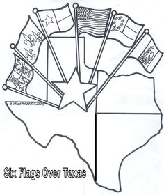 Story of the Alamo early history coloring pages