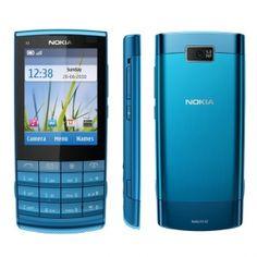 Nokia X3-02 Blue