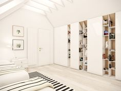 Guest suite bedroom | by CADFACE Guest Suite, Interiores Design, Interiors, Bedroom, Furniture, Home Decor, Decoration Home, Room Decor, Bedrooms