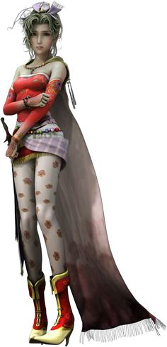 Terra Branford   Final Fantasy VI
