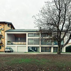 Casa Ross, Treviglio, 2013 - MARGstudio