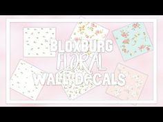 roblox bloxburg aesthetic codes decal code laptop bedroom gray floral pastel disney decals ids custom designs