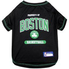 Boston Celtics Pet Tee Shirt