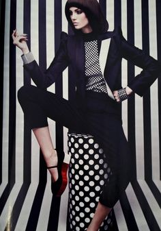 Stripes @fashion Magazine