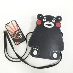 くまモン Cute Cartoon Kumamon PU Doll Toy Backpack School Shoulder Bag Satchel Gift in Clothing, Shoes & Accessories, Women's Handbags & Bags, Handbags & Purses | eBay!