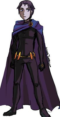 Crow (Practically a gender bender of Raven) Teen Titans Raven, Costume Queen, Couples Cosplay, Cosplay Ideas, Robin And Raven, Hero Time, Rule 63, Fanart, Beast Boy