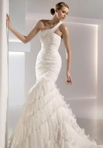 wedding dresses mermaid style