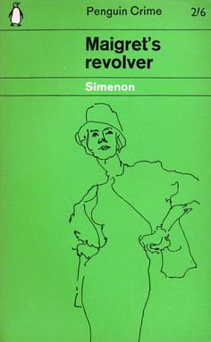 Book cover for Maigret's Revolver