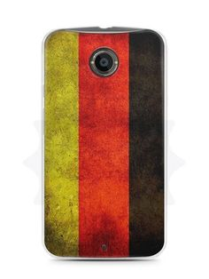 Capa Capinha Moto X2 Bandeira da Alemanha