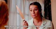 gif, scream queens, hester, chanel 6