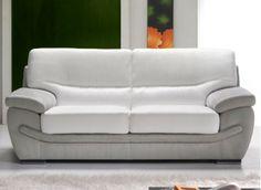 succomberez vous au charme de ce canap bi colore son design original et - Salon Canape Moderne