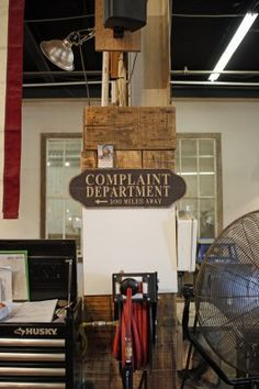 The First Thing You See When You Walk Into Urban Farmhouse Designs Is Their  Shop. They Make All Of Their Own Tables And Most Of The Furniture From  Reclaimed ...