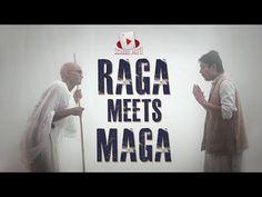 ScreenPatti || Rahul Gandhi meets Mahatma Gandhi - YouTube