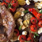 Hairy Bikers' Diet Club photo of recipe for Lamb-bake