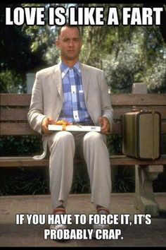 Awesome. Forrest Gump