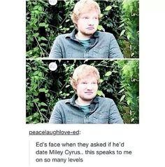 I love you ed XD