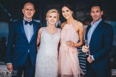 Iwona i Daniel - przepiękny ślub w Zatoce Sztuki - Ślub Na Głowie