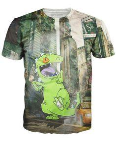 REPTAR T-Shirt - RageOn 2/3XL