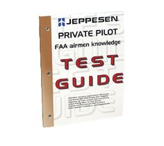 Jeppesen-Private Pilot Test Guide