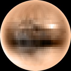Pluto - Come on New Horizons! We can do better than that!